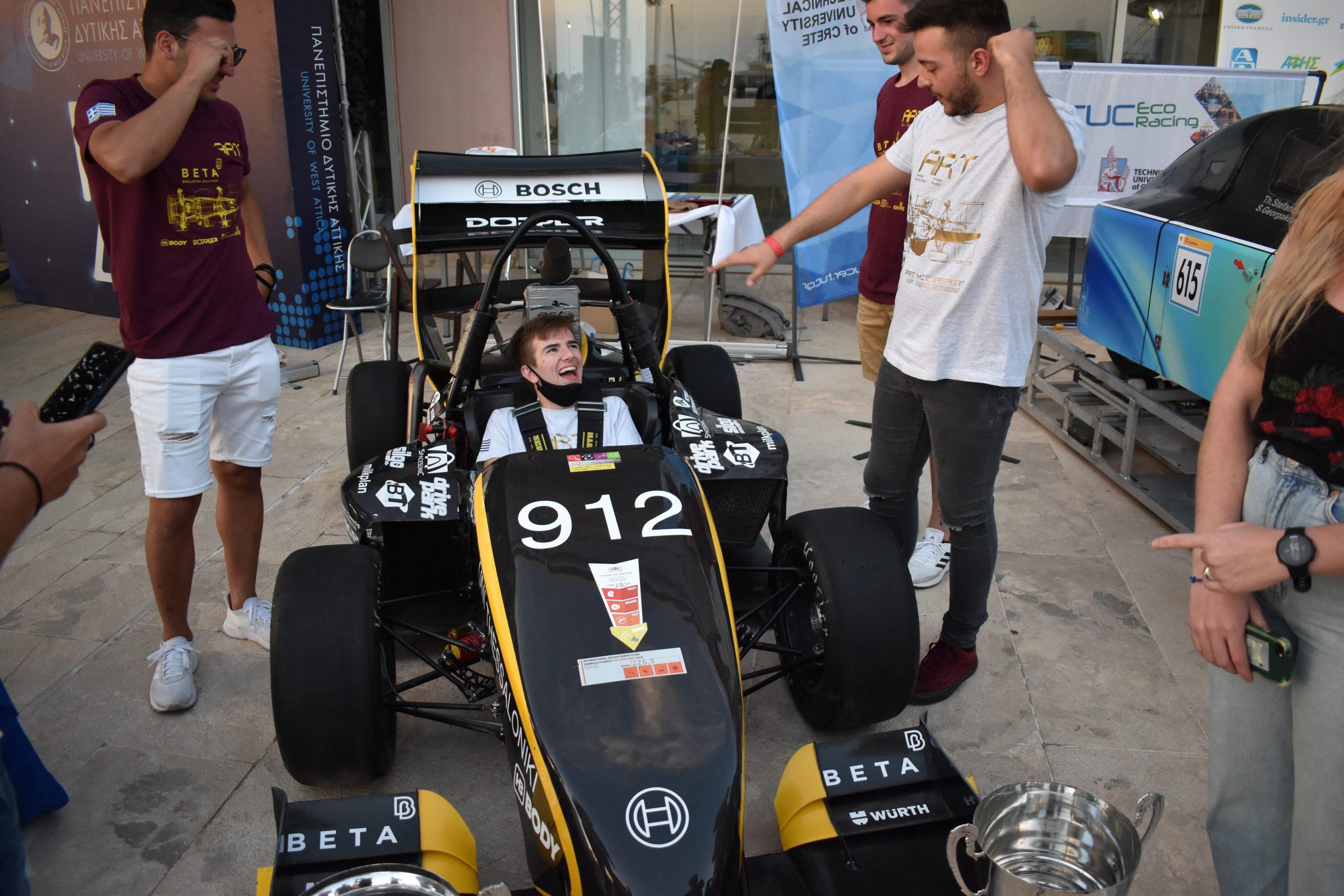 Συνεργασία Aristotle Racing Team & PRT Motorsport